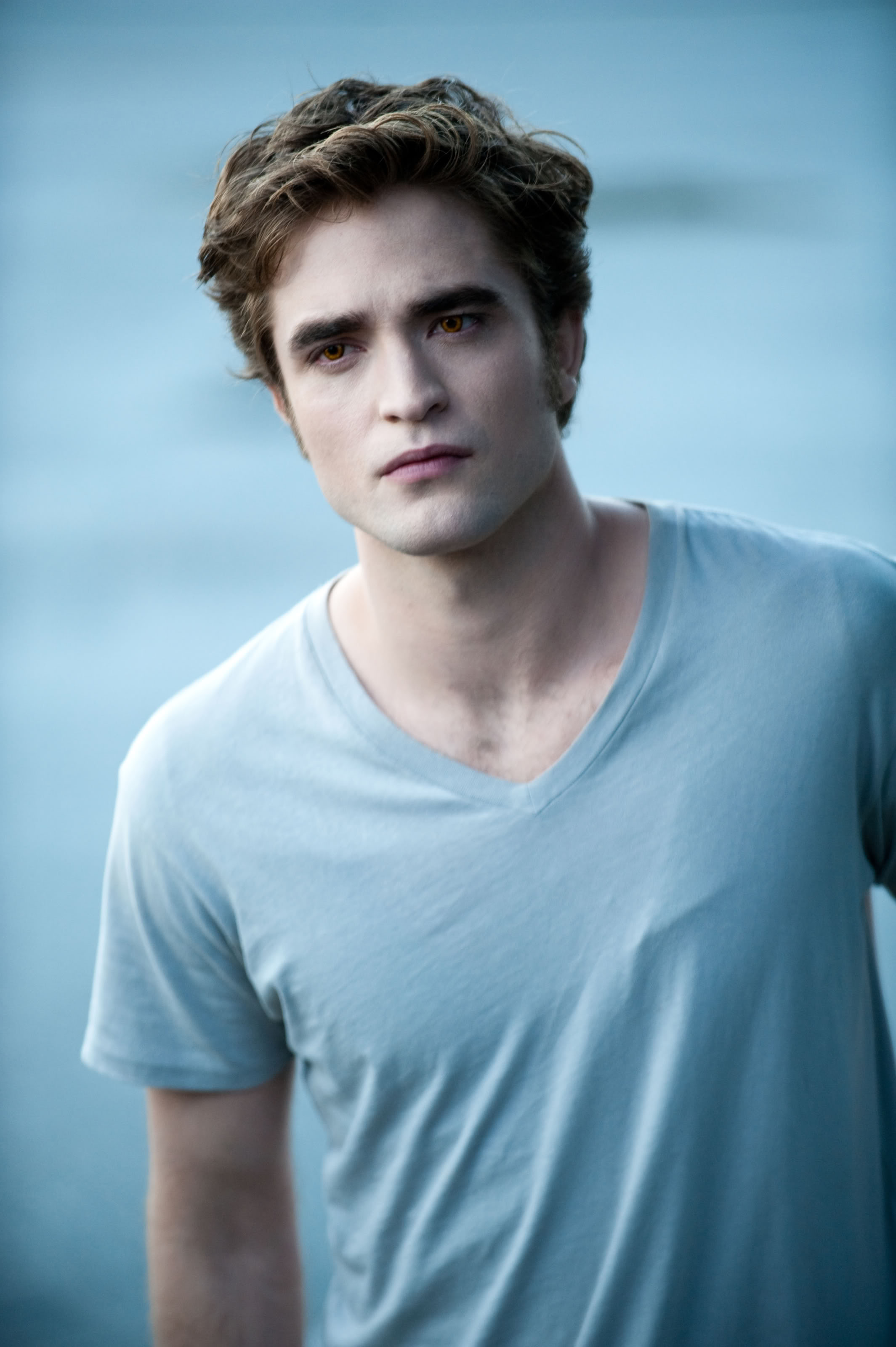 Edward Cullen The Pattinson Code