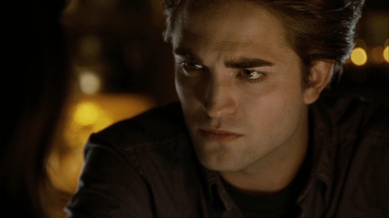 Edward Cullen The Pattinson Code